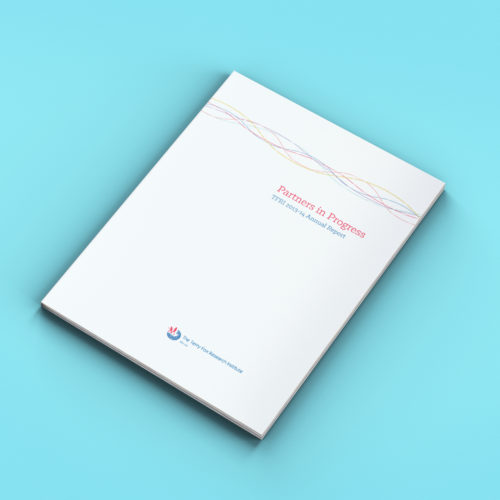 Terry Fox Foundation Annual Report
